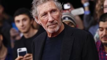 Roger Waters hat bei der Vorpremiere seiner Tournée einen Schweine-Ballon mit den Gesichtszügen von Donald Trump fliegen lassen. (Archivbild)
