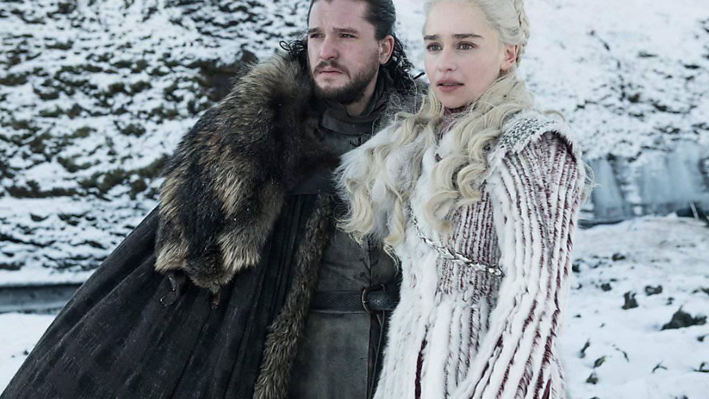 5 Serien für nach «Game of Thrones»