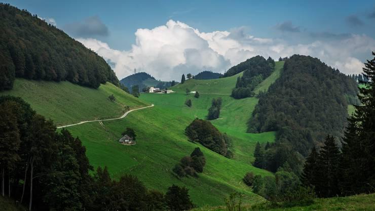 Naturparks – unser Bild zeigt den Naturpark Thal im Kanton Solothurn – erfreuen sich grosser Beliebtheit. Überall im Land schiessen sie wie Pilze aus dem Boden