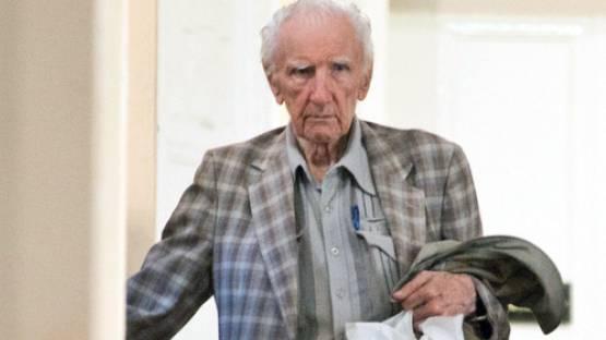 Der mutmassliche Kriegsverbrecher Laszlo Csatary (Archiv)