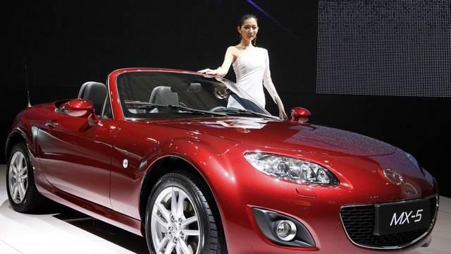 Fiat und Mazda arbeiten bei der Entwicklung eines neuen Sportwagens zusammen (Archiv)
