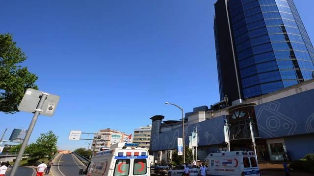 Die Explosion in Istanbul ereignete sich nahe einer Polizeischule