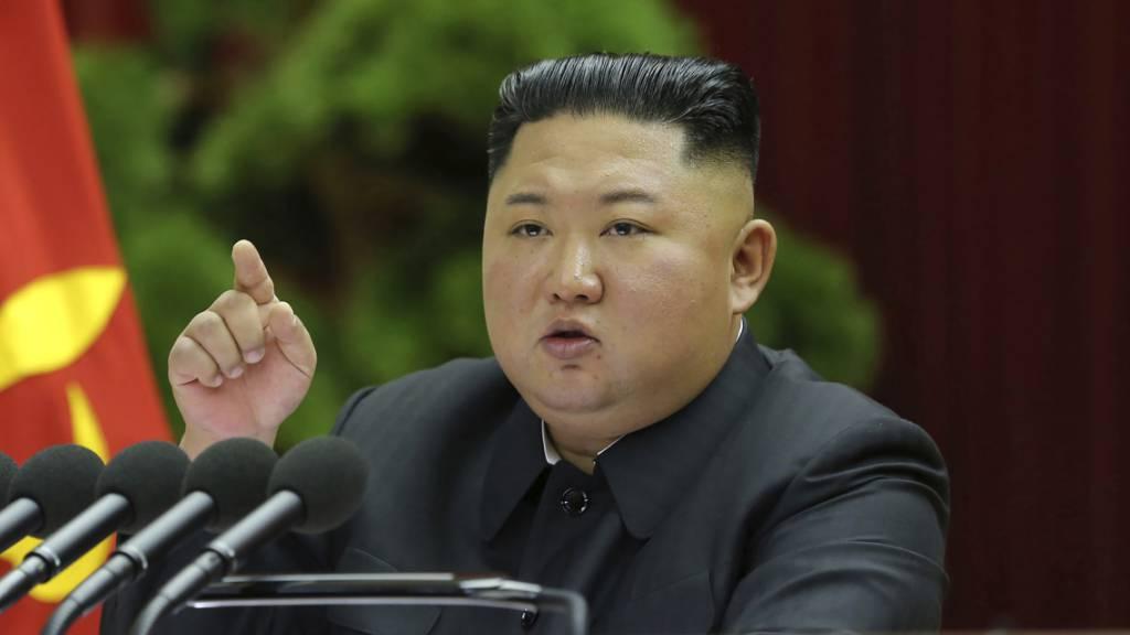 Kim Jong Un: Welt wird neue strategische Waffe erleben