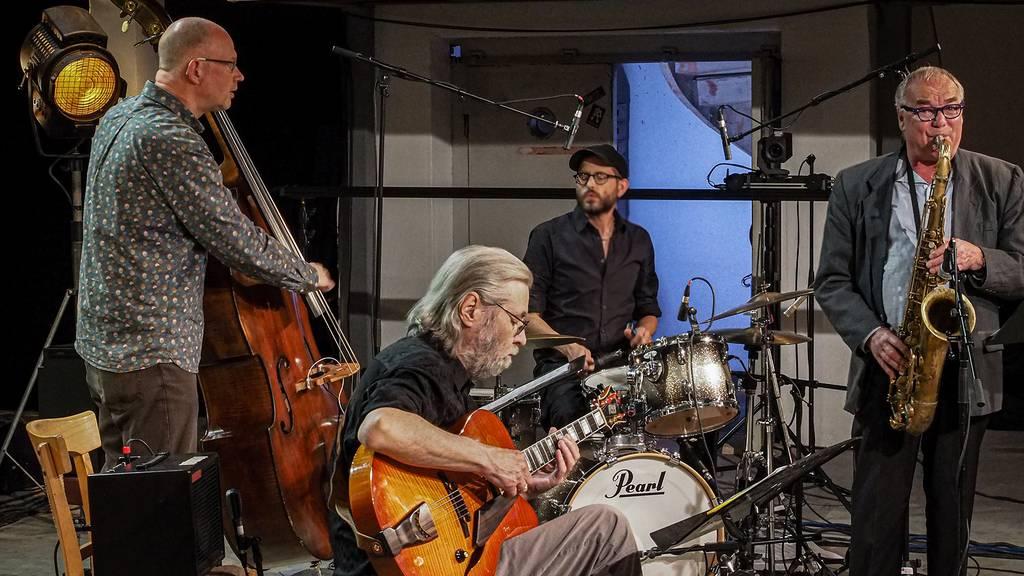 Peter Eigenmann - Carlo Schöb Quartett
