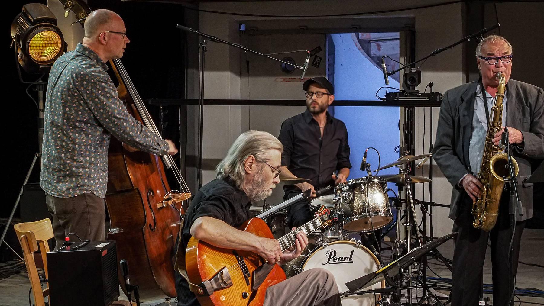 Peter Eigenmann – Carlo Schöb Quartett