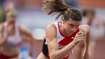 Platz 5 in Monaco: Lea Sprunger