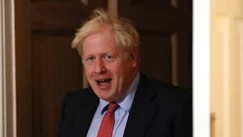 Der britische Premierminister Boris Johnson reist zu erneuten Gesprächen nach Irland. Er ist vorsichtig optimistisch, dass es noch in letzter Minute zu einem Brexit-Deal mit der EU kommen könnte. (Foto: Chris Ratcliffe / EPA Bloomberg Pool)
