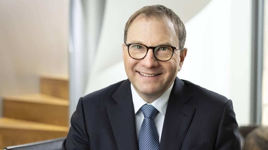 Swissmem-Präsident Martin Hirzel sitzt neu im Verwaltungsrat der Urner Industriefirma Dätwyler. (Archivbild)