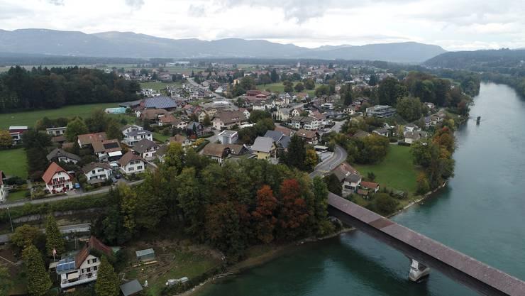 Weil die gemeindeeigene Elektra nur Strom aus Wasserkraft bezieht, hat Fulenbach gute Chancen, das neue Klimaschutz-Label SolarStadt zu erhalten.
