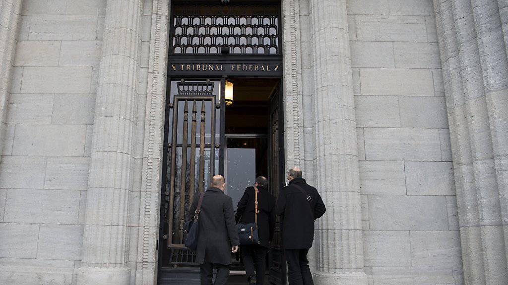 Laut dem Bundesgericht verstösst die Initiative gegen das Islam-Zentrum an der Universität Freiburg gegen das Diskriminierungsverbot.