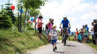 Pfingstlauf in Wohlen 2017