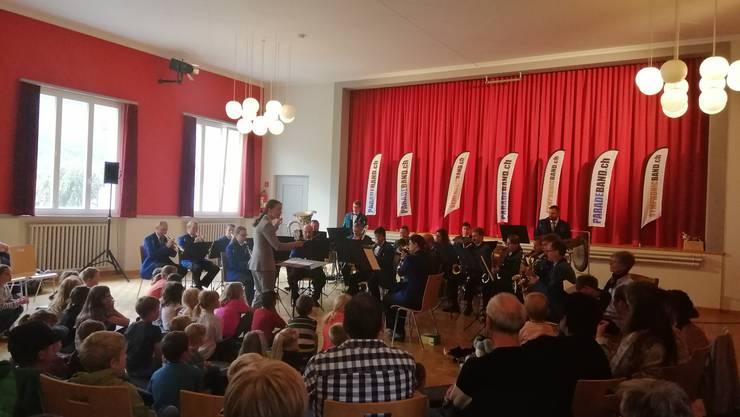 """""""Märli-Konzert"""" im Sternensaal, Matzendorf"""