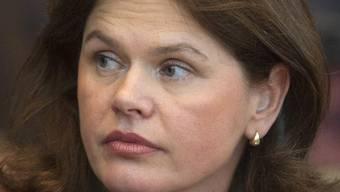 Oppositionsführerin Alenka Bratusek