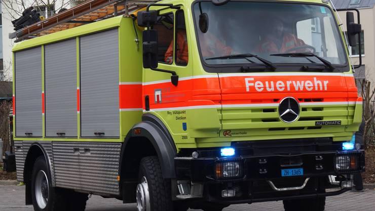 500 000 Franken kostete das neue Tanklöschfahrzeug