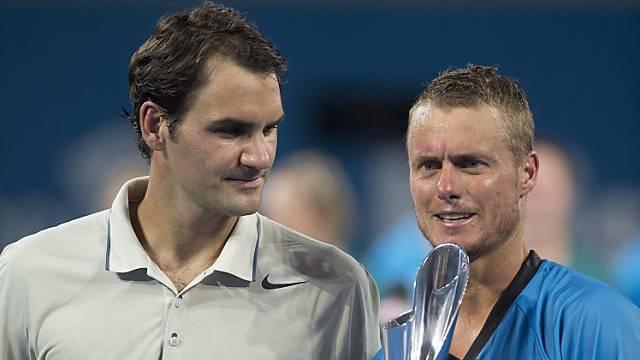 Zwei Altstars testen die Zukunft des Tennis