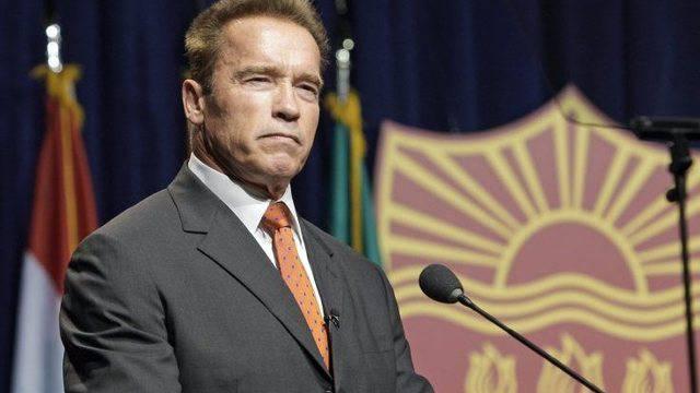 Arnold Schwarzenegger will nun mit einem neuen Think Tank die Welt verbessern.