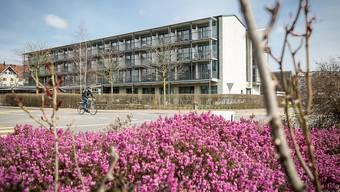 Im Haus Eigenamt in Lupfig gehen ab 1.Mai wieder sieben von acht Freigestellten wieder zur Arbeit.
