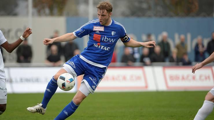 Der FC Wohlen gewinnt gegen Chiasso mit 2:1.