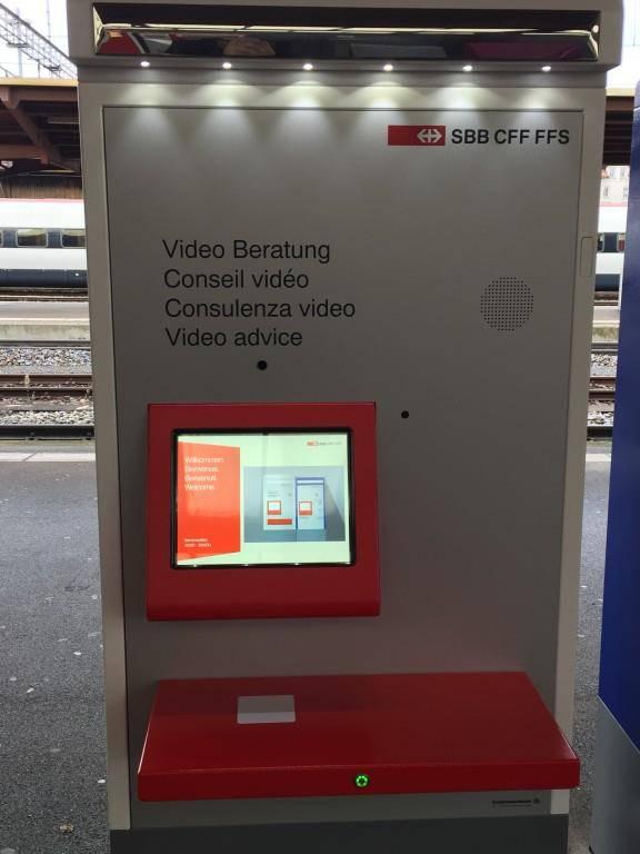 Der Automat sieht im Grunde genommen aus, wie ein normaler Billetautomat (© FM1Today)