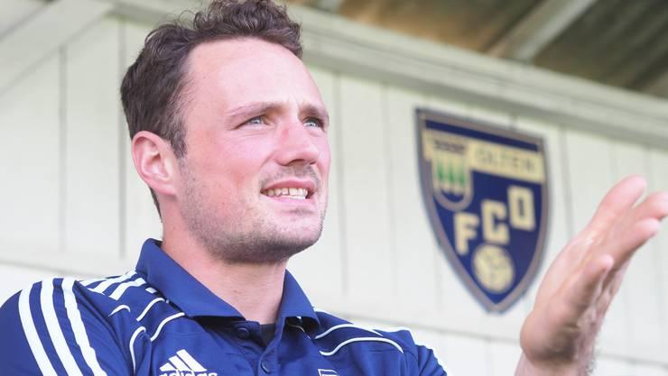 Isidor Meyer ist der neue Präsident des FC Olten.