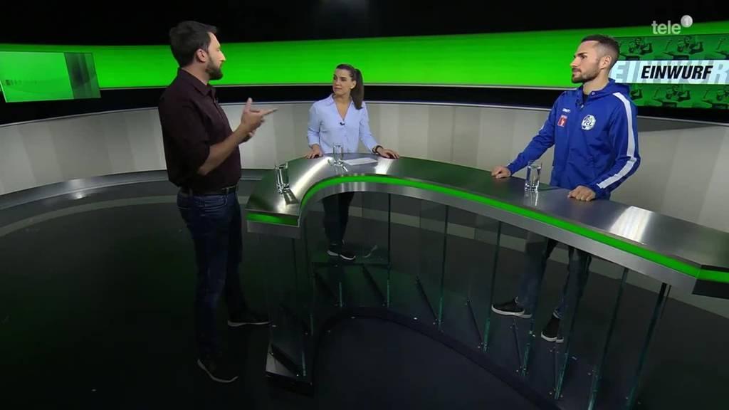 Der Fussball-Talk zum FC Luzern mit Dejan Sorgic