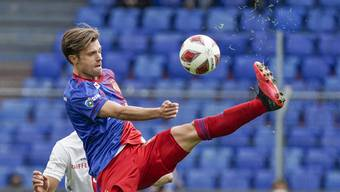 Impressionen vom Spiel Basel gegen Luzern (8)