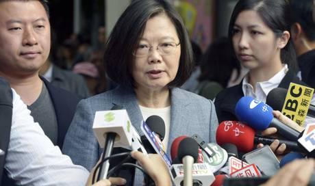 Kommunalwahlen in Taiwan werden zu Stimmungstest für Präsidentin