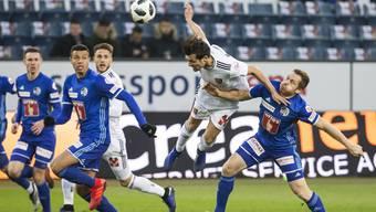 FC Luzern - FC Basel (25.11.2018)