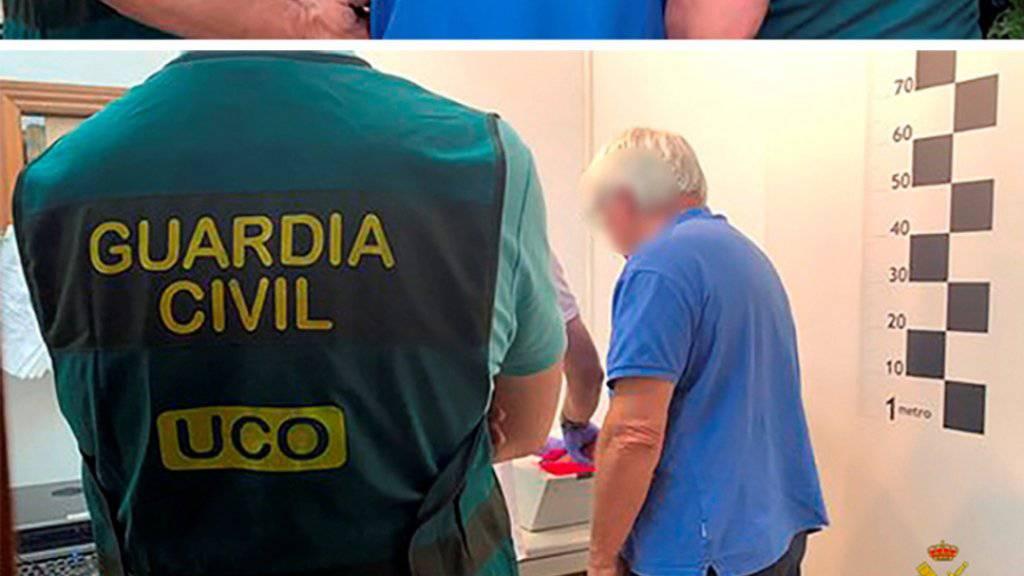 Hauptakteur des Pferdefleischskandals in Spanien gefasst