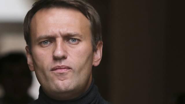 Alexej Nawalny steht derzeit unter Hausarrest (Archiv)