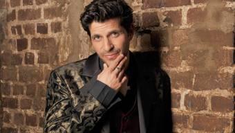 Schauspieler Pasquale Aleardi ist seit über zehn Jahren auch Musiker. Aber erst jetzt hat ihn ein Song aus einem TV-Film ganz nach oben in die Charts gebracht. (Archivbild)