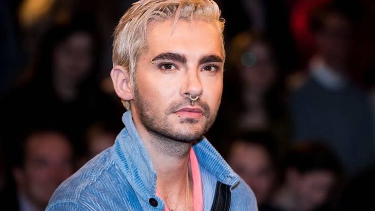 Bill Kaulitz von der Band Tokio Hotel wundert sich, dass die anstehende Hochzeit seines Bruders mit Model Heidi Klum einen so grossen Wirbel auslöst. (Archiv)