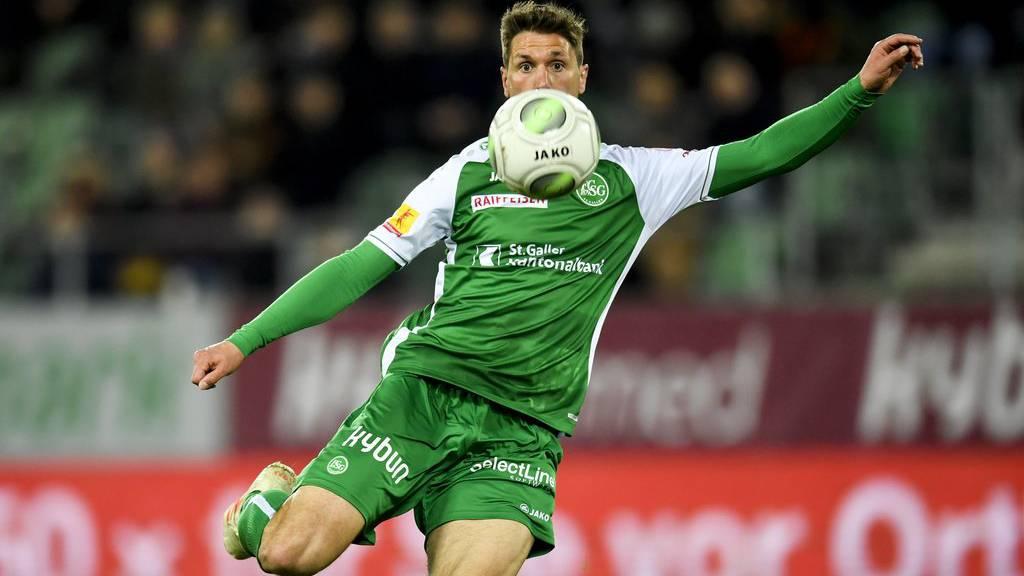 Trägt auch nächste Saison grün-weiss: Milan Vilotic.