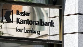 Eine Filiale der Basler Kantonalbank (Archiv)