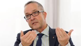SVP-Regierungsrat Thomas Weber unterschrieb einen umstrittenen Autokauf.