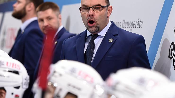 Der Kanadier Craig Woodcroft (47) amtete in der letzten Saison beim KHL-Team Dinamo Minsk als Headcoach