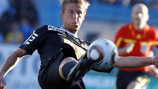 Raphael Koch bleibt dem FCZ treu