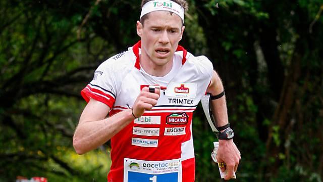 Daniel Hubmann holt auch EM-Gold über die Langdistanz