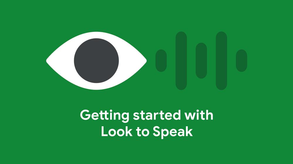 Mit dieser App können deine Augen sprechen