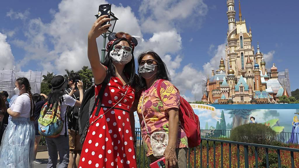 Disney kündigt rund 28'000 Mitarbeitern