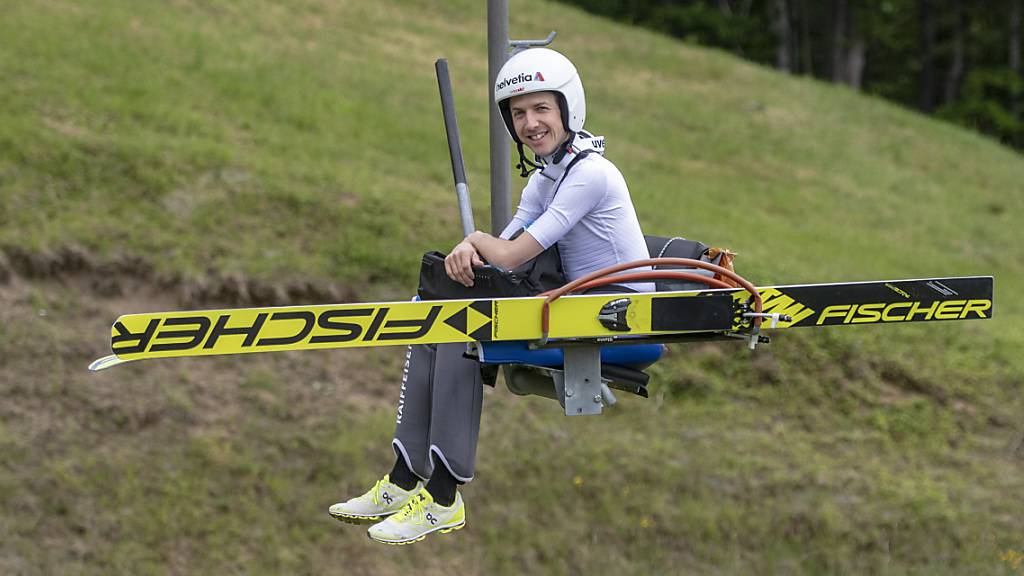 Simon Ammann Fünfter hinter vier Polen