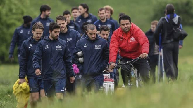 Auf gefährlicher Mission: Uli Forte muss den FC Zürich vor dem Abstieg retten. Er sagt: «Natürlich setze ich auch meinen Ruf aufs Spiel – aber das ist egal!» Foto: Andy Mueller/freshfocus