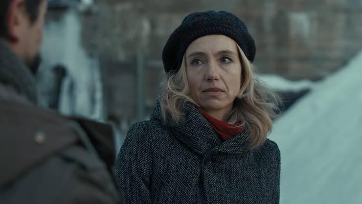 Die Schweizer Darstellerin Ursina Lardi als Kommissarin Sonia Di Meo.