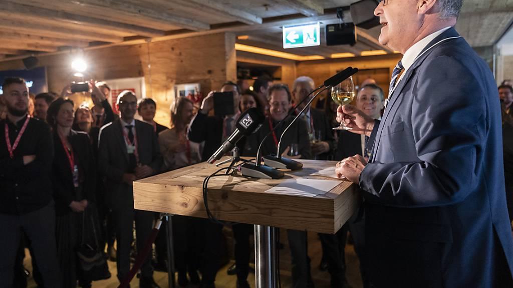 Parmelin: «Freihandelsabkommen mit den USA wird kein Spaziergang»