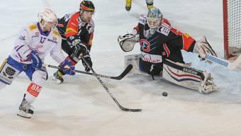 Kloten gewinnt zum Saisonabschluss gegen Fribourg-Gottéron mit 2:0.