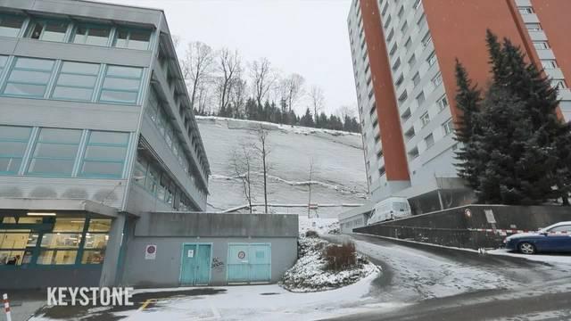 So lief die nächtliche Evakuation in Luzern