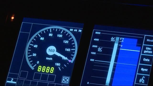 SBB testet ersten selbstfahrenden Zug
