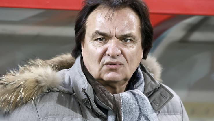 Christian Constantin kämpft für den FC Sion weiter gegen die Wiederaufnahme