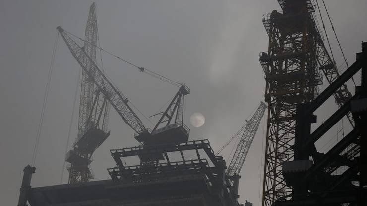 Die Untersuchung eines internationalen Forschungsteams mit Beteiligung der Schweizer Forschungsanstalt Empa bestätigt den Anfangsverdacht, dass die Emissionen aus dem Osten Chinas stammen. (Symbolbild)