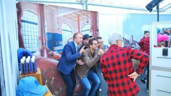 Impressionen der Expo in Rheinfelden